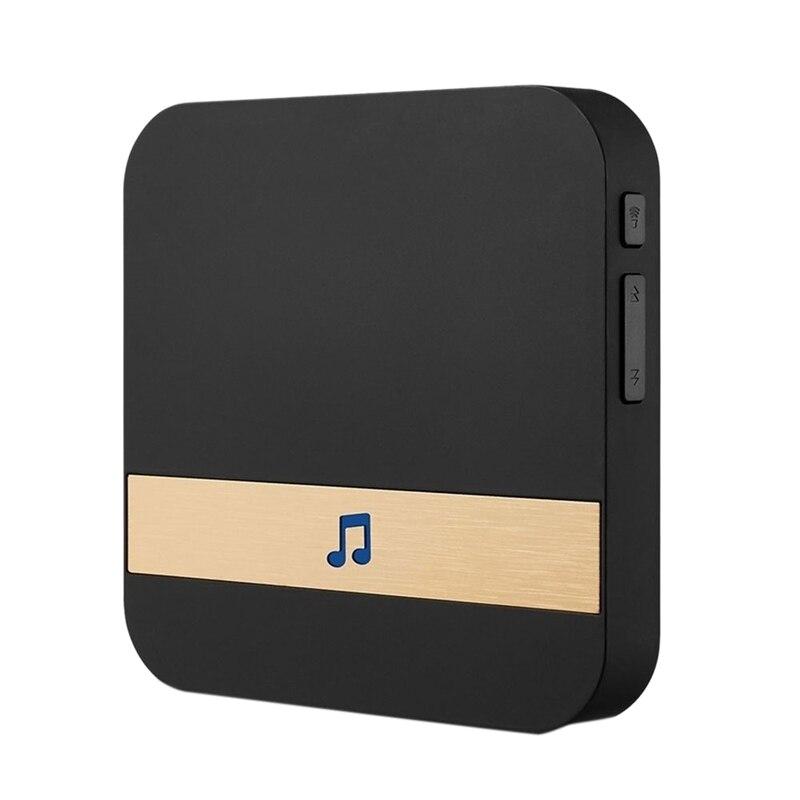 Indoor Receiver Smart Wifi Visual Accessory Wireless Doorbell Use With M3 Doorbell Use EU Plug