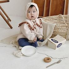 Одежда для новорожденных; Сезон осень зима комплект детской