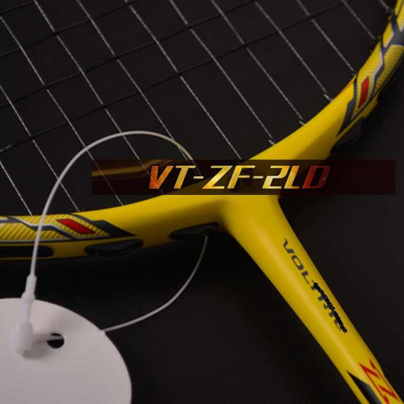 Badminton Racket Light Carbon Badminton Racquet +  string