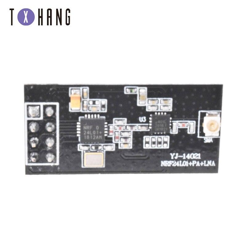 NRF24L01 + модуль беспроводной передачи данных 2,4G/NRF24L01 16*32 мм diy Электроника