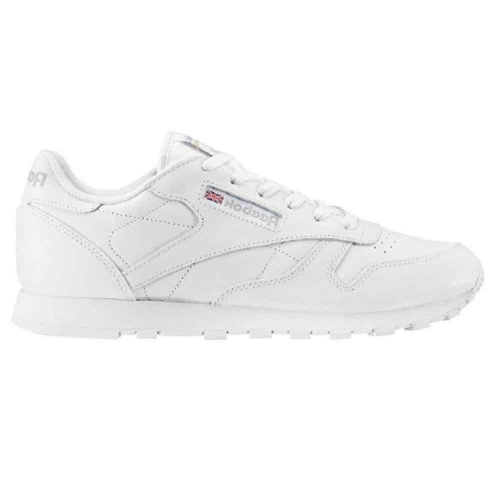 50151 Reebok Classic Leather White Boy