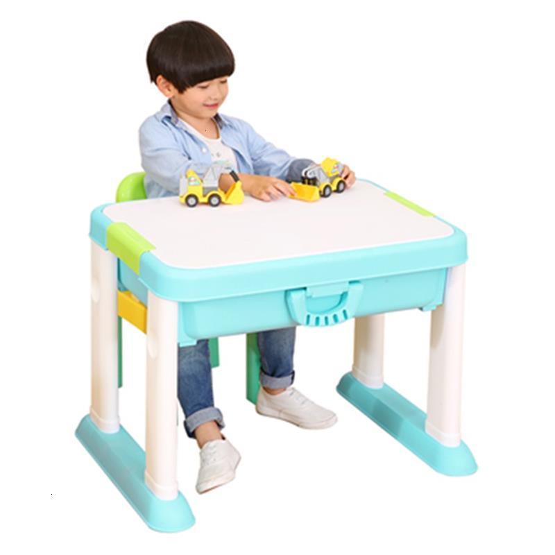 Escritorio Baby Child Cocuk Masasi Y Silla Infantil Mesa De Plastico Game Kindergarten Enfant Kinder Study Table For Kids Desk