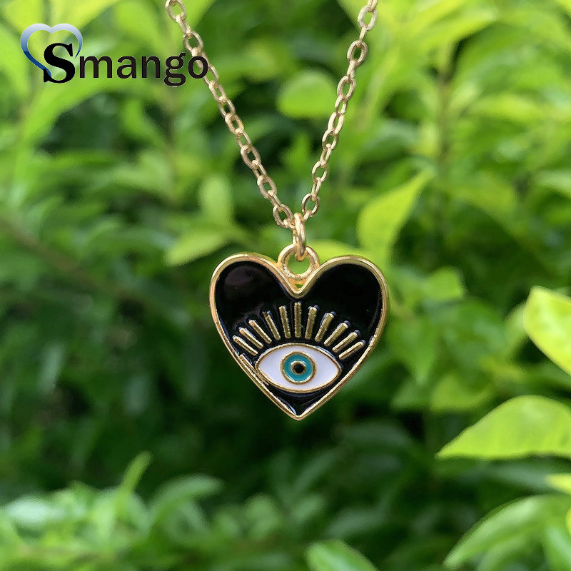 Women Pendant Necklace,10 Pcs, Fashion Jewelry, Pop Charms, Hearts Design,2colors, Can Wholesale