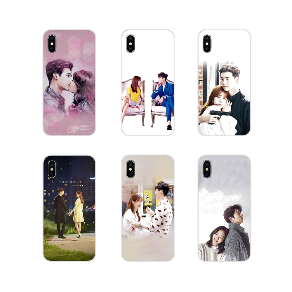 W-Two Worlds korean drama For Huawei Mate Honor 5X 6X 7 7A 7C 8 9 10 8C 8X 20 30 Lite Pro Accessories Phone Cases Covers image