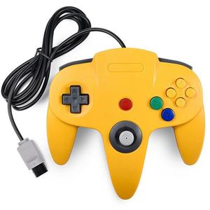 New Gamepad Wired Controller Joypad For Gamecube Joystick Game Accessories For Nintend N64 For PC Computer Controller In Stock