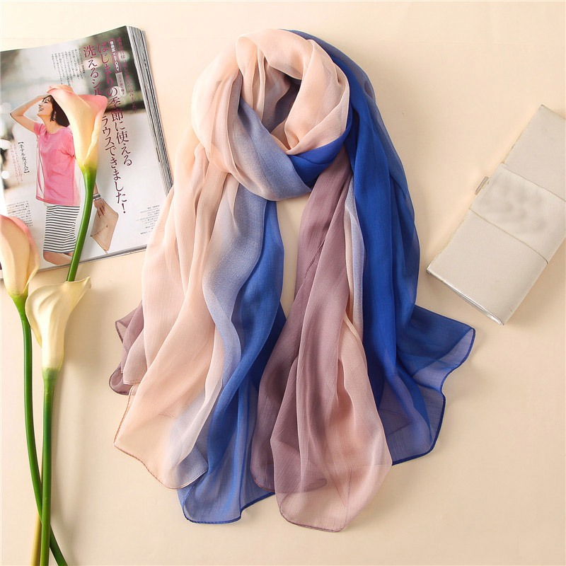 Women Casual Bohemian Sccarf Print Long Scarf Wrap Fashion Ladies Shawl Girl Large Pretty Scarf