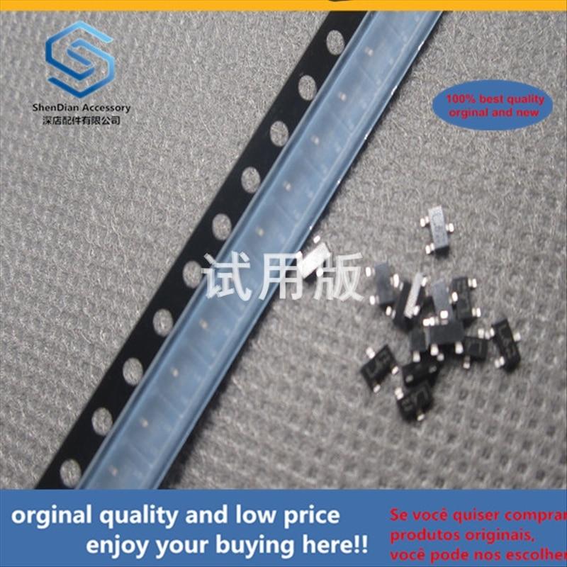 50pcs 100% Orginal New Best Quality Triode 2SC2812N6-CPA-TB Silk Screen L6 L.6 NPN 50V --- 0.15A SOT23