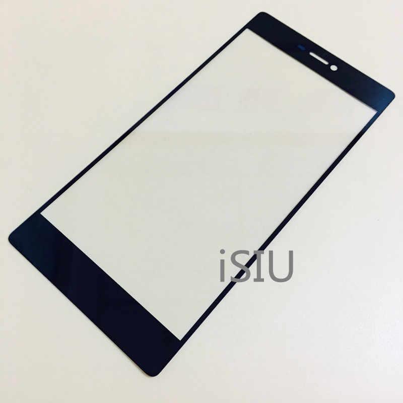 5.2 ''écran tactile pour Huawei P8 LCD écran tactile panneau avant lentille en verre téléphone Mobile P8 pièces de rechange de rechange