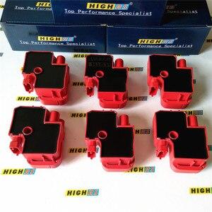 Image 2 - Bobinas de encendido de 6 funciones para Mercedes Benz C240, 2.6L, C280, 2.8L, C320, 3.2L, CLK320, E320, ML320, ML350, 3.7L, V6, SLK32, SLK320, S350