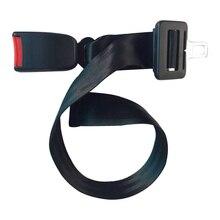 Child car seat extension belt welding tongue lock large adjustable