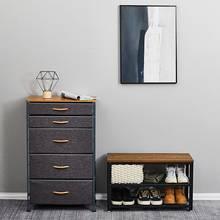 Полка для обуви металлический органайзер В индустриальном стиле