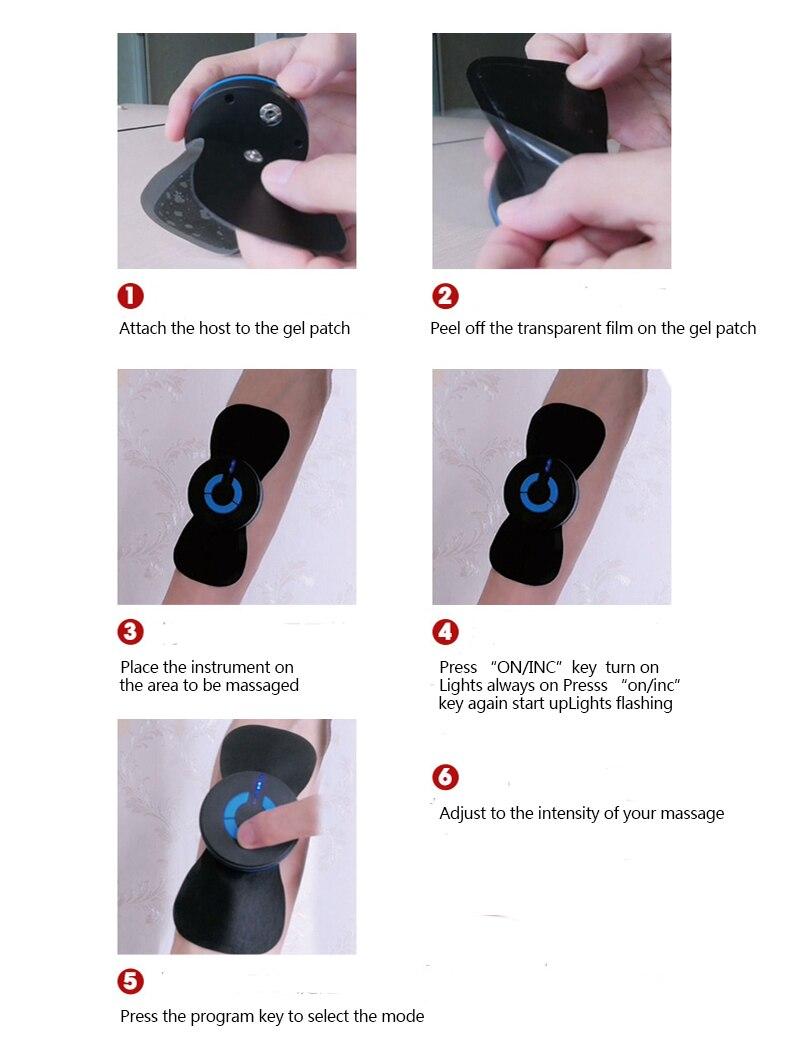 Slimming EMS Arm Shaper