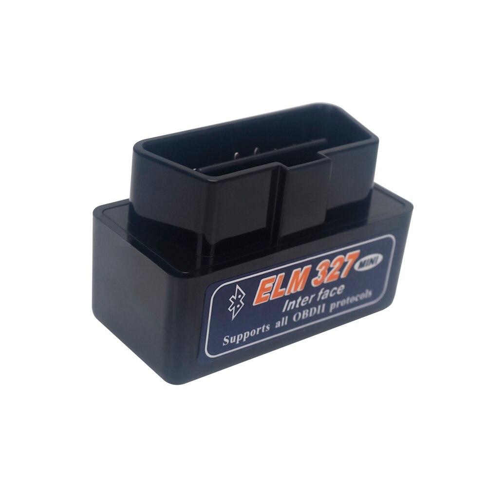 V2.1 ELM327 OBD2 OBD II Bluetooth Scanner24