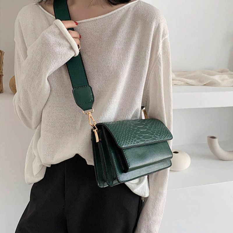 ฤดูร้อนคุณภาพสูงPUหนังกระเป๋า 2020 กระเป๋าสะพายใหม่กระเป๋าถือผู้หญิงผู้หญิงCrossbodyกระเป๋าFLAPขนาดเล็กMessengerกระเป๋า