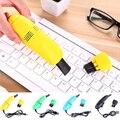 USB пылесос для мини-компьютера USB щетка для чистки клавиатуры компьютера вакуумный набор чистящих средств для ухода за инструмент для удале...
