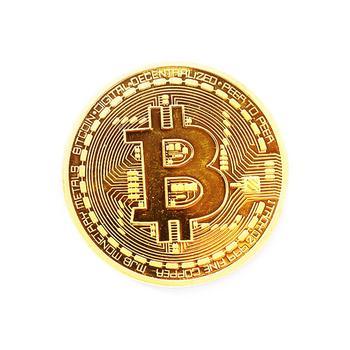 1 sztuk kreatywny pamiątka pozłacane Bitcoin moneta kolekcjonerska wielki prezent Bit moneta kolekcja sztuki fizyczna złota pamiątkowa moneta tanie i dobre opinie VKTECH CN (pochodzenie) Metal Nowoczesne Carved India 2000-Present MASKOTKA Without case BTC Coin Bit Coin BTC Metal Antique Imitation