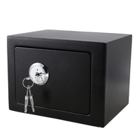 MOOL Safe Box Key Operation Money Cash Storage Home Officec