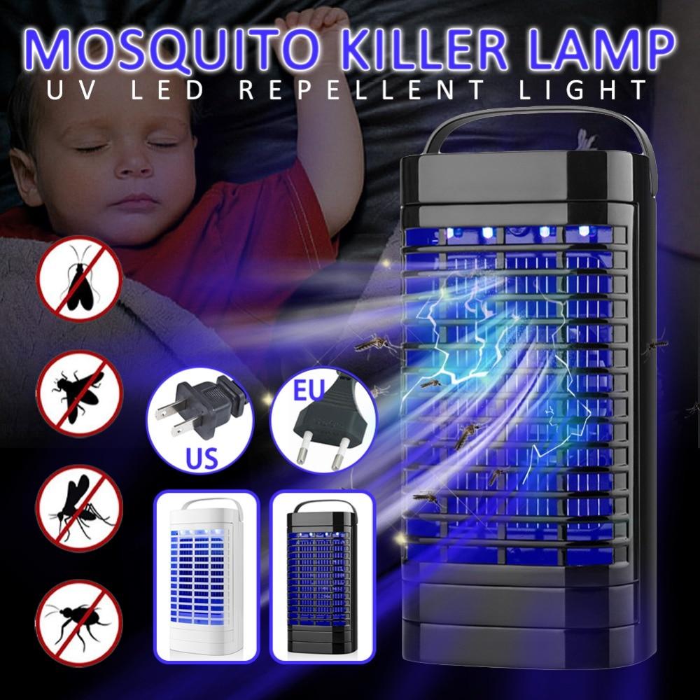 Портативная электрическая Светодиодная лампа для уничтожения