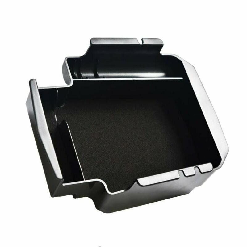 ABS Chromed Rear Organizer Box Decoration Sequin for Ford Explorer 2013-2015