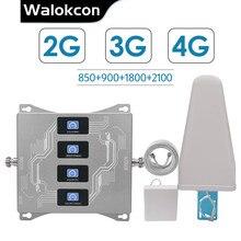 2g 3g 4g quad band impulsionador para israel nova zelândia 3g cdma 850 2g gsm 900 dcs 1800 wcdma 2100 repetidor de sinal 2g 3g 4g amplificador