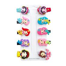Bangs Princess Disney Hairpin Doll-Clip Headdress Girl Small Cartoon Fresh Broken