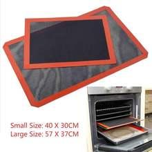 Антипригарные силиконовые коврики для выпечки коврик печенья