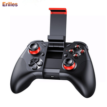 for IOS Android Joystick Bluetooth Gamepad for PC Tablet TV Phone Game Controller Wireless VR Controller Mobile Joypad 2020 lefant g6 wireless bluetooth gamepad joystick controller for android smartphone tablet vr pc tv box ps3