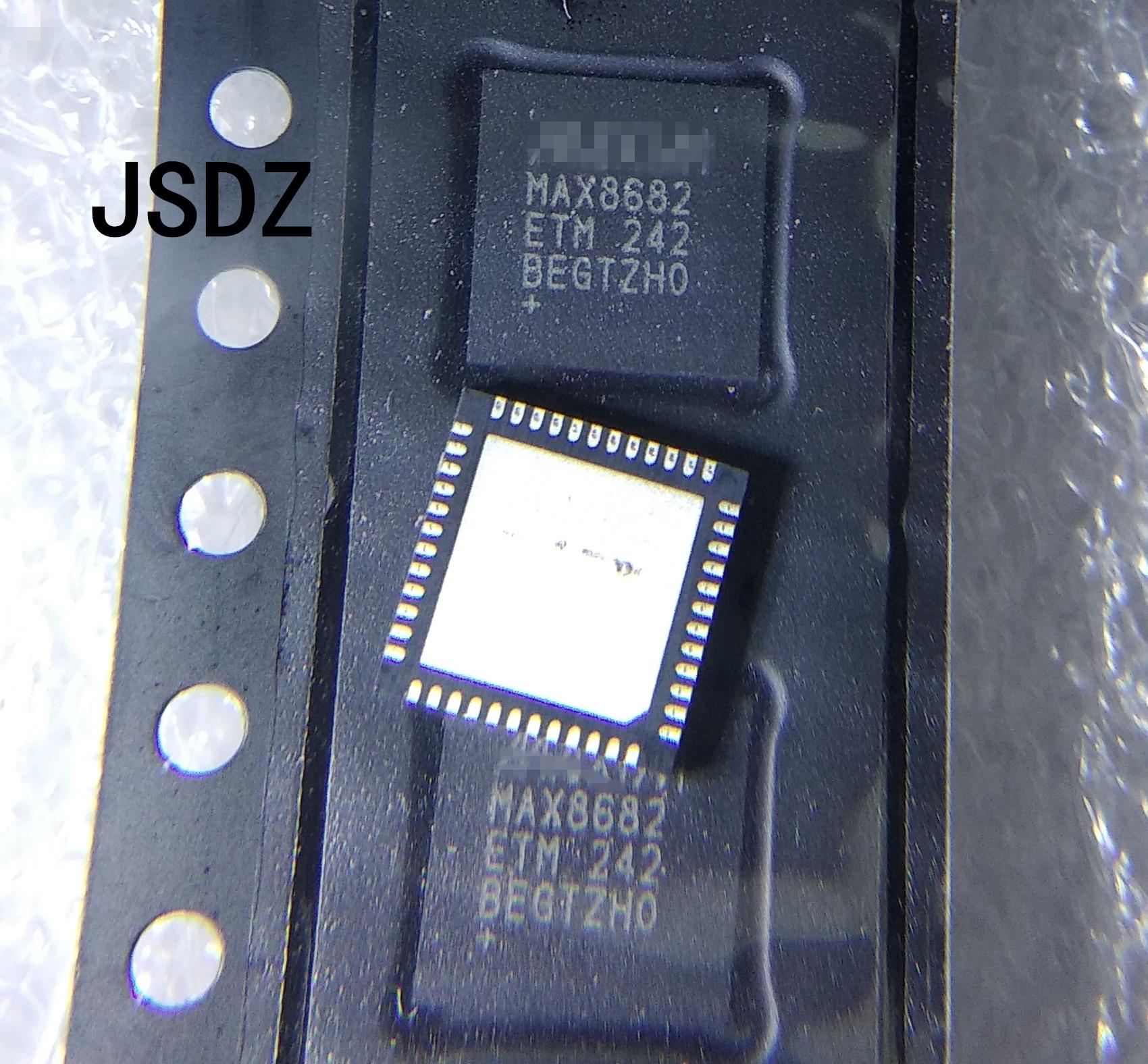 1 шт. абсолютно новый оригинальный 8682 DSLR чип питания MAX8682ETM MAX8682 новый хороший может работать