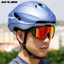 GUB kask rowerowy szosowy kask rowerowy Ultralight pneumatyczny kask rowerowy lampka na kask bezpieczeństwo Unisex kask rowerowy kolarstwo tanie tanio (Dorośli) mężczyźni CN (pochodzenie) 285g 16 - 20 Uformowany kask