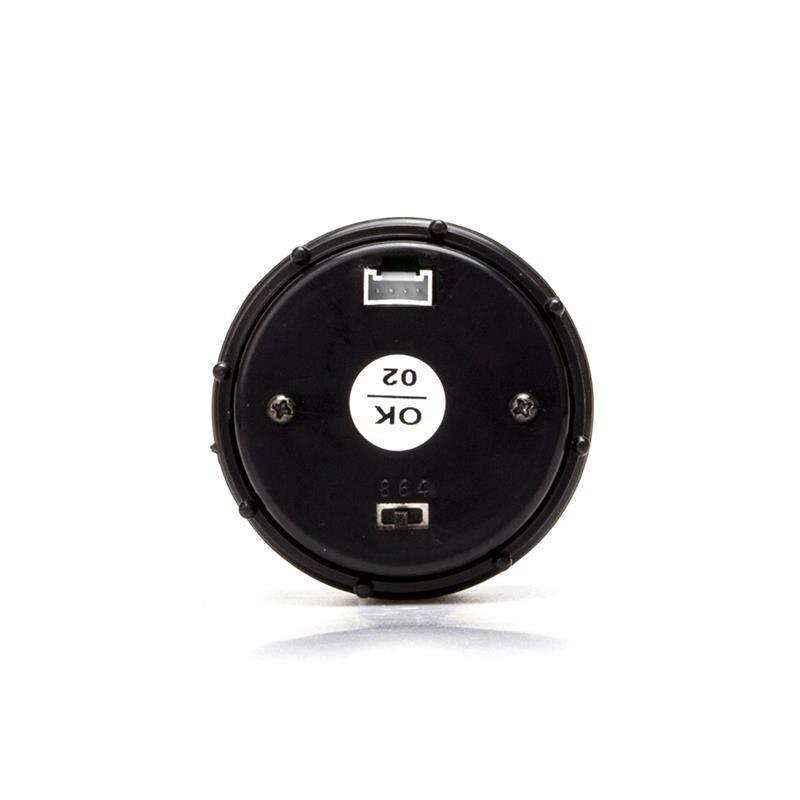 Автоматический турбо Boost Gauge 2 ''52 мм-14 ~ 30 фунтов/кв. дюйм синий цифровой светодиодный турбо Boost метр Датчик boost контроллер вакуумный манометр т...