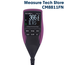 купить Nicety CM8811FN Car Painting Thickness Gauge Coating Thickness Film Meter Measurement tester withRemovable Probe дешево