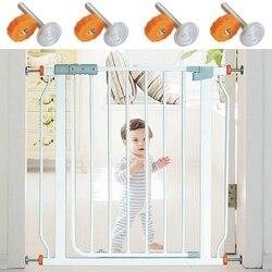 4 szt. Ciśnienie dziecko bramy gwintowane pręty wrzeciona spacer przez bramy akcesoria-M10 x 10MM