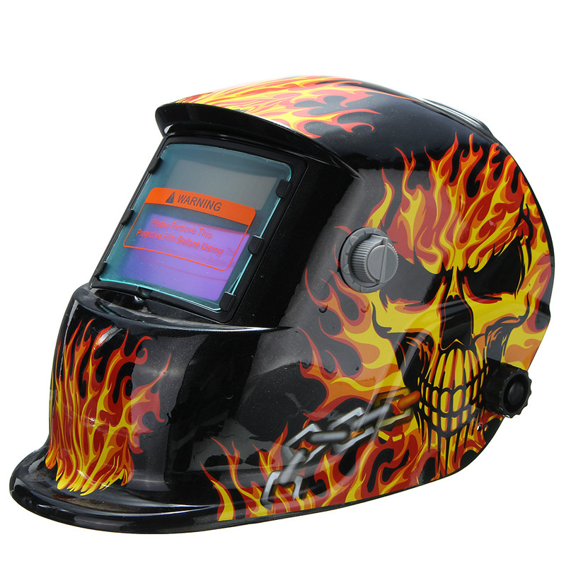 Automatic Welding Helmet Welding Mask Automatic Welding Shield MIG TIG ARC Welding Shield Glass For Welding Mask