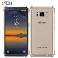 New Original 5.8 4000mAh Samsung Galaxy S8 Active G892A Mobile Phone 4GB RAM 64GB ROM Snapdragon 835 NFC AT&T Version Phone