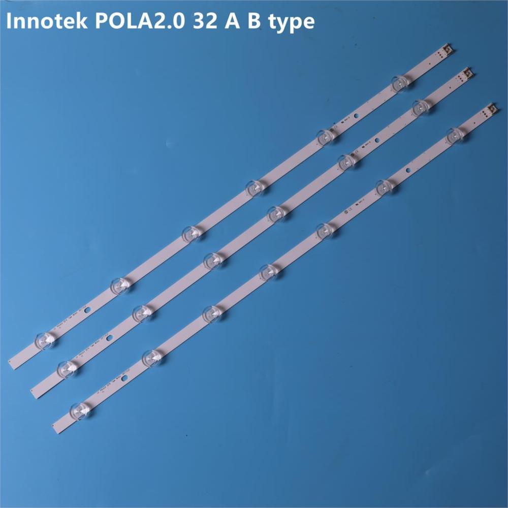LED Backlight Strip For LG TV UOT POLA 2.0 POLA2.0 32 HC320DXN-VSFP4-21XX 32LN5100 32LN545B 32LN5180 32LN550B 32LN536U