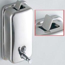 500 مللي 800 مللي 1000 مللي ماكينة توزيع صابون اليد الحائط الصابون السائل الشامبو صراف مادة معقمة صندوق دش اكسسوارات الحمام