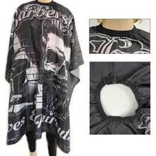 Waterproof Barber Cape Hairdressing Apron Wrap Gown Barbershop Hairdressing Accessories Tool Cutting Hair  Haircut Salon цена и фото