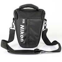 Étanche DSLR appareil photo Sac Pour Nikon P1000 P900 S D850 D810 D800 D610 D3500 D3400 D5600 D5500 D750 D7500 D7200