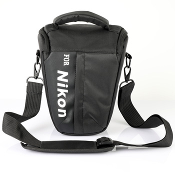 Waterproof DSLR Camera Bag Case For Nikon P1000 P900 S D850 D810 D800 D610 D3500 D3400 D5600 D5500 D750 D7500 D7200 camera lens adapter with optical glass infinity focus f minolta md mc mount lens to nikon dslr d750 d610 d5600 d7000 d7200 d800