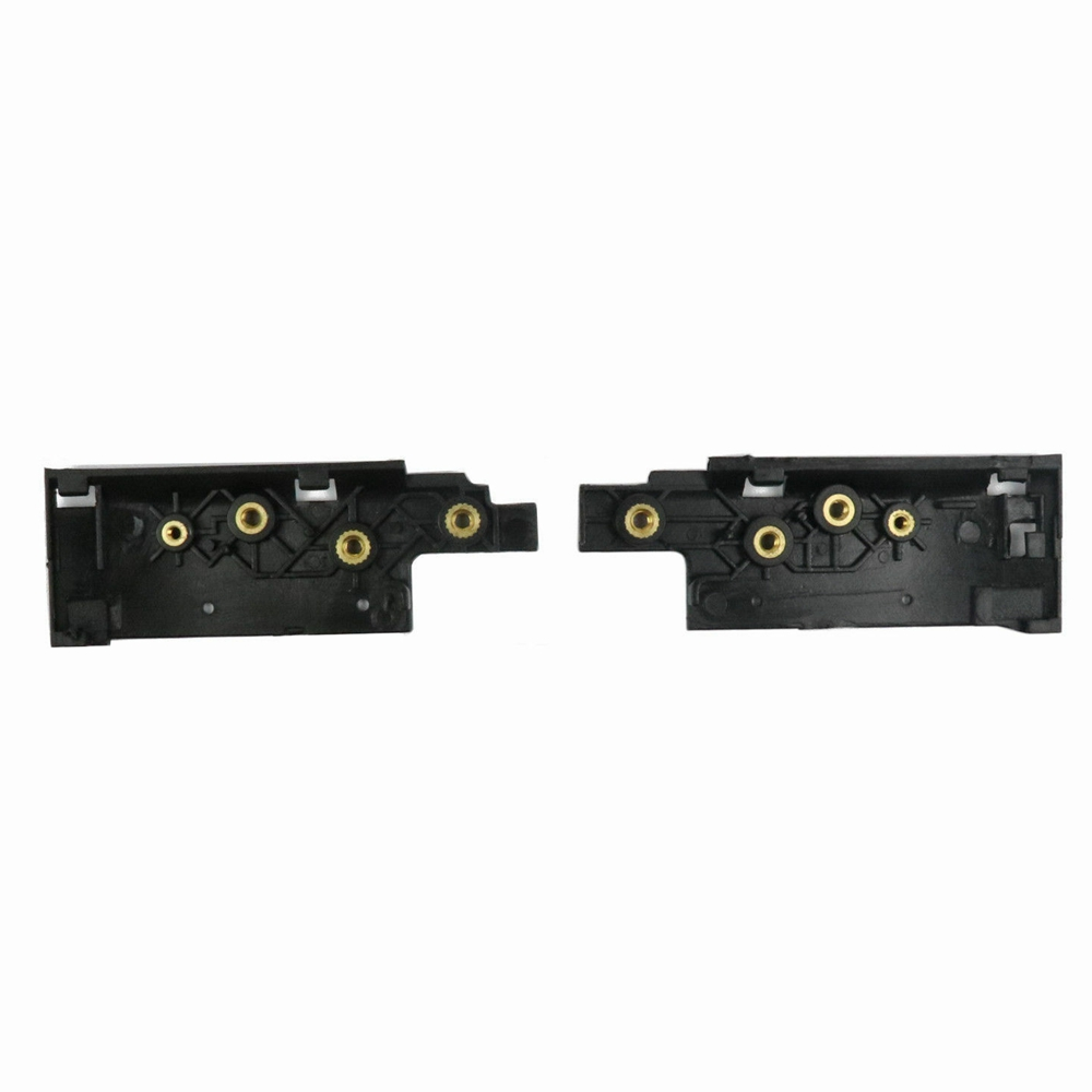 New Laptop LCD Hinges Bracket For Lenovo IdeaPad U530 U530T Touch Screen Back Cover Hinges Axis Holder Hinges