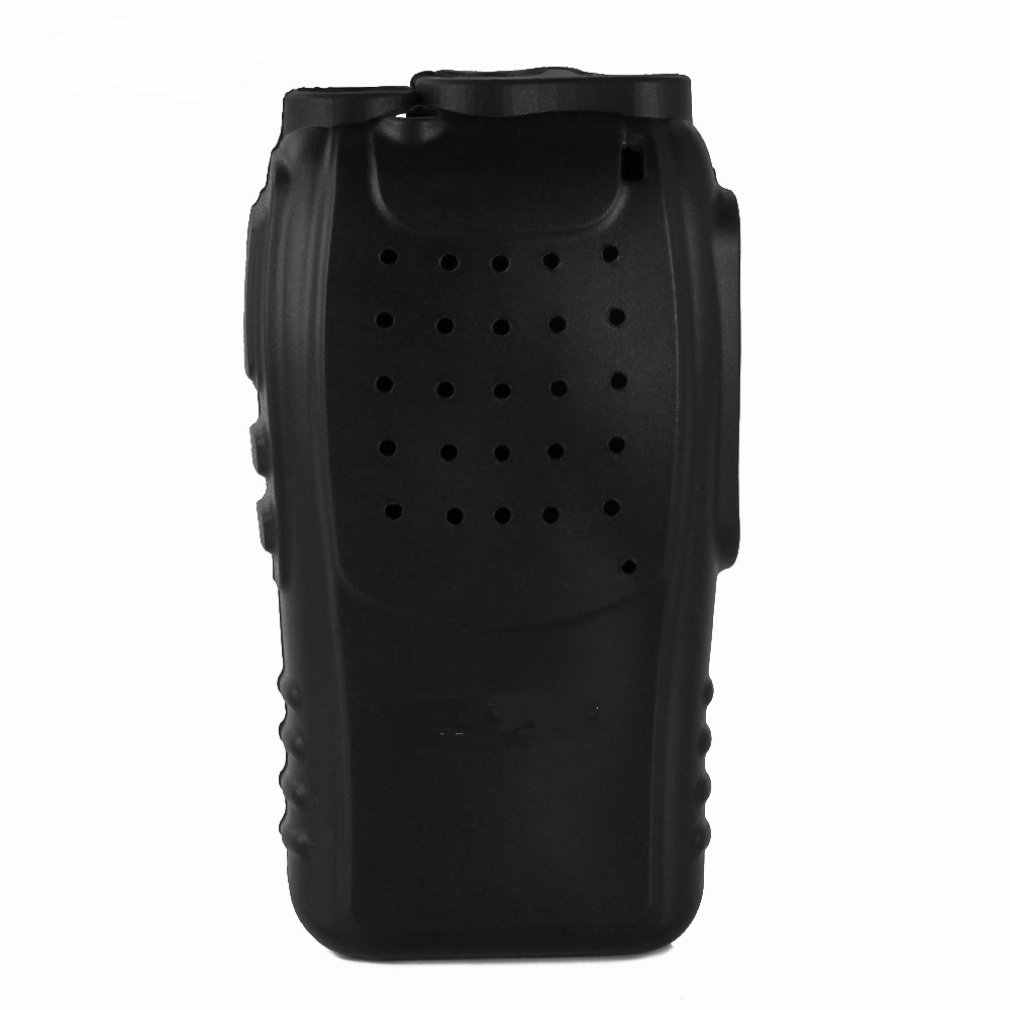Coque en Silicone souple de Protection en Silicone pour Baofeng BF-888S 888S H777 H-777 Radio bidirectionnelle talkie-walkie