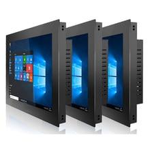 Tableta Industrial integrada de 21 pulgadas con Intel Core i3, ordenador con pantalla táctil resistente, windows XP/7/10 Mini, 23 pulgadas, AIO, SSD, WIFI, COM, LAN