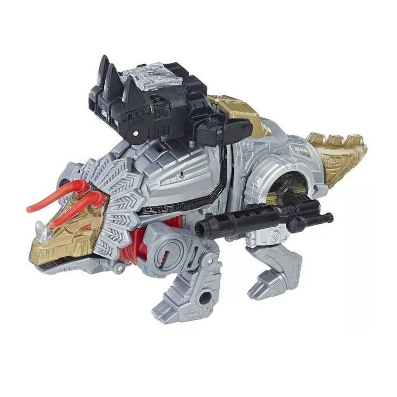 1Pcs Power of the Prime Grimlock Swoop Slug Action Figure Classic Toys For Boys Children Gift Without Retail BoxAction & Toy Figures   -