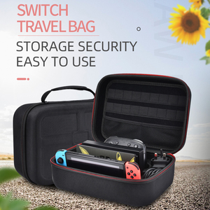 Image 2 - Data Frog Multifunctional Travel Bag for Nintendo Switch Waterproof Storage Case for Ns Switch Console protective Accessories