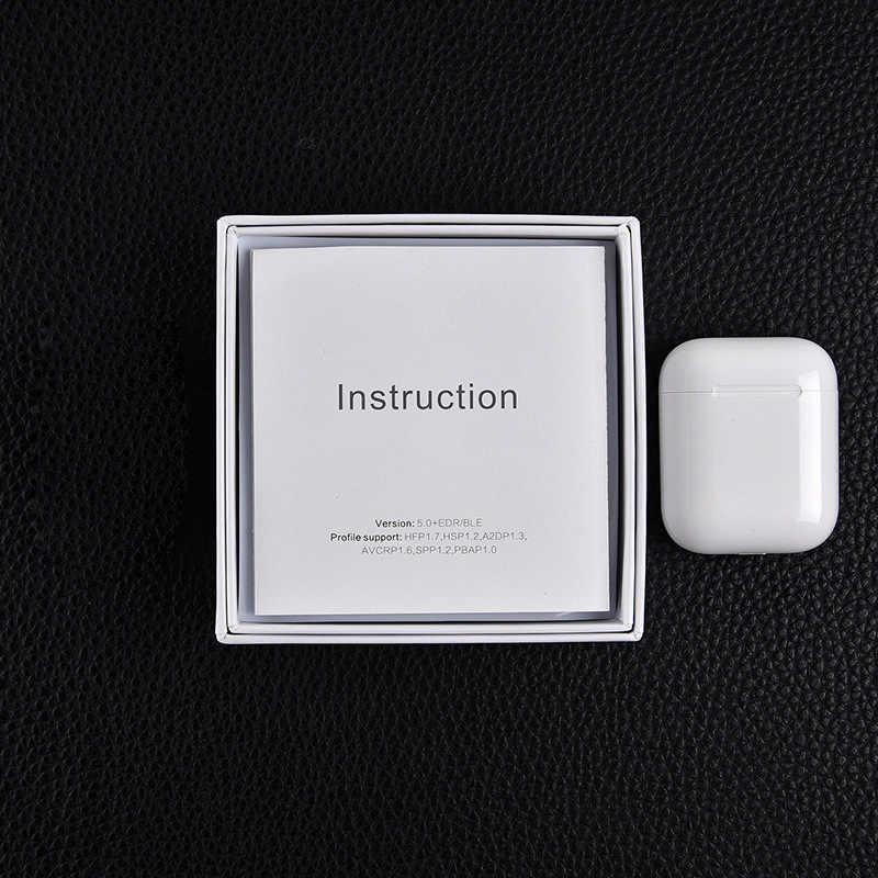 I30 TWS 1:1 replika rozmiar Pop-up bezprzewodowy zestaw słuchawkowy Bluetooth ze wzmocnieniem basów 5.0 słuchawki douszne PK i20 i10 i12 PK W1 układu douszne