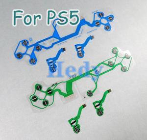 Image 1 - 100sets الأصلي مرنة كابل ل PS5 تحكم غشاء موصل استبدال ل PS5 فيلم تحكم فليكس كابل الشريط كابل