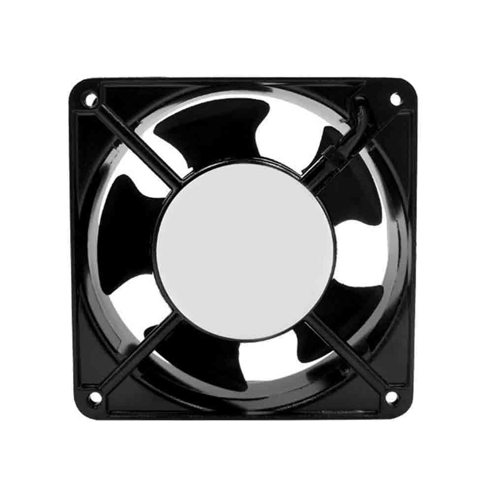 DP200A 220V 5 Blades Cooling Fans Ball Bearings Design Cooling Fan Quiet Cooling Fan Heatsink Radiator Kitchen Cooling Tools