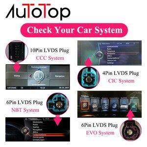 Image 4 - AUTOTOP 4G Ram 64G Rom 2din Android 10 araba radyo F30 F31 F32 F33 M3 F80 M4 f82 NBT EVO sistemi GPS navigasyon Canbus Carplay