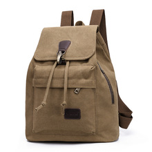 Woman Canvas Backpacks For High school Students Vintage Bag Backpacks For Teenage Girls  College Student School Bags