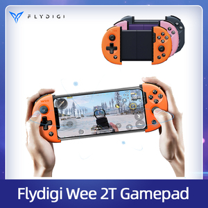 Flydigi Wee 2T Gamepad Game Controller Pubg Controller Motion Sensing Bluetooth IOS Android with Mouse Keyboard Conveter Wee2T
